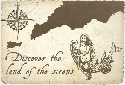 Discover the land of sirens