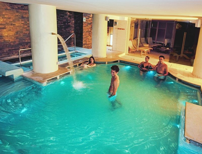 SPA Ulysse a Sorrento