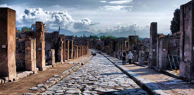 Scavi di pompei e ercolano guida siti archeologici in for Siti di foto