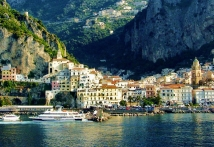 Amalfi and Atrani