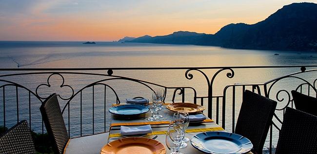Hotel Tramonto D Oro Praiano E Conca De Marini Italy