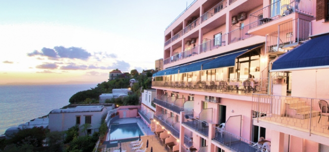 Hotel E Spa Positano