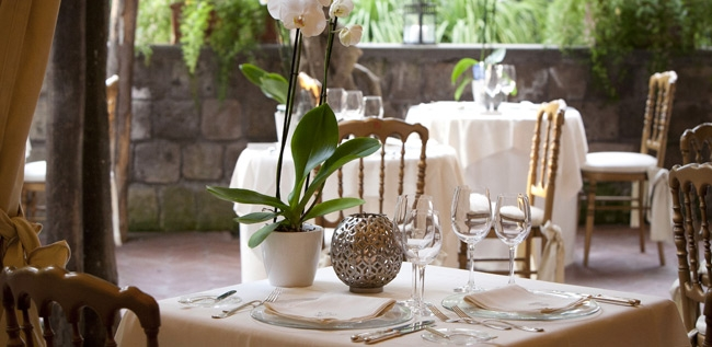 Restaurant Terrazza Marziale, Sorrento Italy - Restaurant Sorrento ...