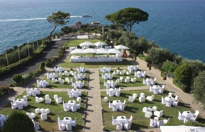 Villa Angelina Sorrento Wedding