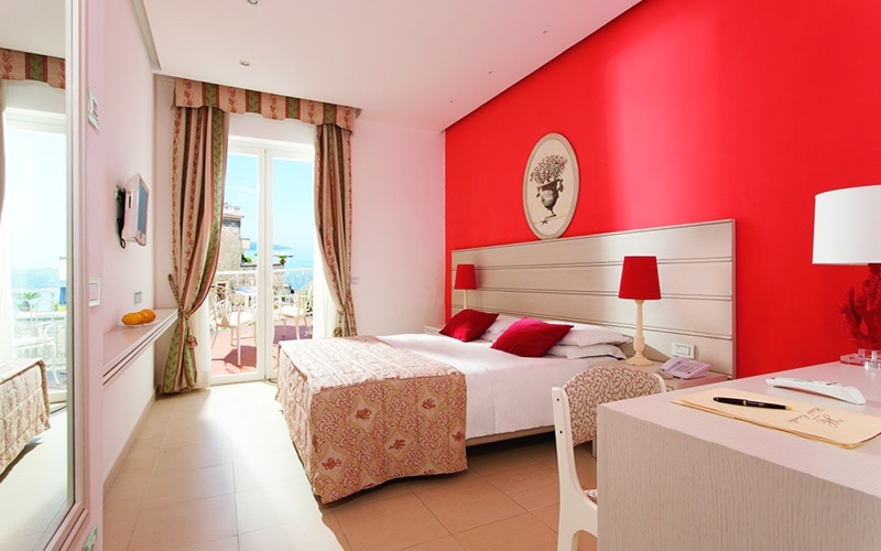 hotel corallo sorrento italy 4 star hotel sorrento coast
