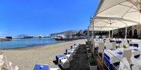 Ristorante Ghibli on the beach - Chef Giuseppe Squillante