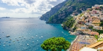 Amalfi Coast Art and Food